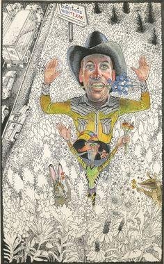 Jack Unruh, American illustrator