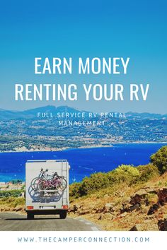 You let us know when your camper is available we handle all the cleaning deliveries and contracts you get paid for each night it's rented Buying An Rv, Rv Rental, Management Company, Rv Campers, Rv Travel, Rv Life, Digital Nomad, Family Camping, Earn Money