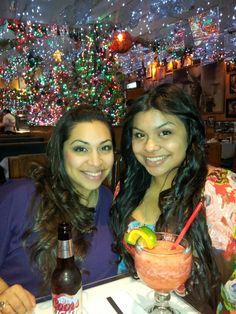 My sisters 21st at Mi Tierra