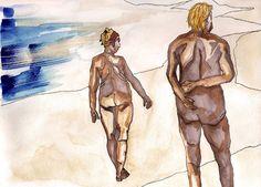 TRAVELS - Susanne Eriksson Illustrations