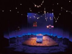 La Posada Magica. South Coast Rep. Scenic design by Christopher Acebo.