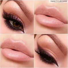 Makeup nude, bon ton e di classe. https://www.facebook.com/photo.php?fbid=10152453046618453&set=pb.271651468452.-2207520000.1399561219.&type=3&theater