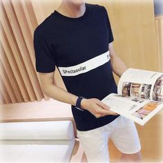 2017 Men Solid Color T Shirt Hip Hop Letters Design Bodybuilding Fitness Man'S Compression Fun Camouflage Tshirt Brand Clothing