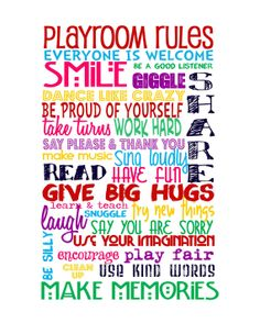 1000 Images About Laila 39 S Playroom On Pinterest Playrooms Playroom Rules And Play Rooms