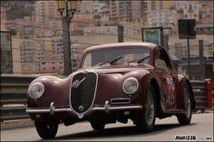 Alfa Romeo 6C 2500 SS '256' coupe Touring Superleggera #alfaromeo