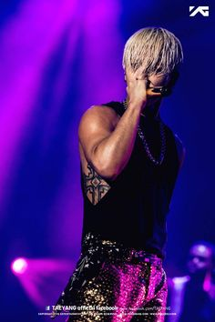 TAEYANG | 2015 RISE WORLD TOUR @ SINGAPORE EXPO HALL 3 IN SINGAPORE