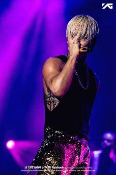 TAEYANG | 2015 RISE WORLD TOUR @ SINGAPORE EXPO HALL 3 IN SINGAPORE