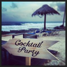 #CocktailParty #barracudabar #dreamspuertoaventuras #amrweddingfam #Padgram