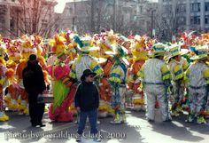 St Patrick's Day Parade Binghamton NY 2000   (Bobby Jr) ...photo by geraldine clark