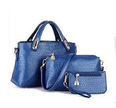 $32.67 (Buy here: https://alitems.com/g/1e8d114494ebda23ff8b16525dc3e8/?i=5&ulp=https%3A%2F%2Fwww.aliexpress.com%2Fitem%2F2015-New-3-PCS-Set-Crocodile-Handbag-Leather-Women-Handbag-Shoulder-Bags-Crocodile-Women-Messenger-Bags%2F32319724990.html ) 2016 New 3 PCS/Set Crocodile Handbag Leather Women Handbags Shoulder Bags Crocodile Women Messenger Bags Tote Bolsas for just $32.67