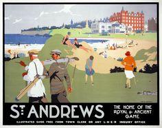 H. G. Gawthorn. St. Andrews. LNER