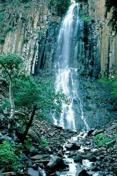 Palisade Falls, Hyalite Canyon, Boseman, MT   © Marsha K. Russell