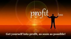 You need to move yourself into profit as quickly as possible in your #networkmarketing business.
