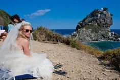 "Amanda Seyfried, while shooting ""Mamma Mia!"" in the beautiful Skopelos island (2007)"
