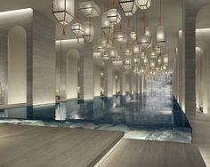 Blu Spas creates two-level spa for upcoming Four Seasons Kuwait