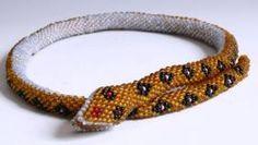 Bead Crochet Snake