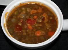 ... Pinterest | Beans nutrition, Italian sausages and Mushroom barley soup
