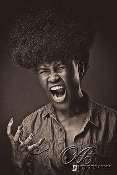 AfroChild... by Ben Bond, via Behance