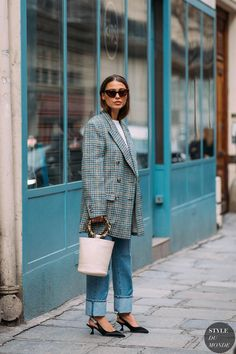 Paris FW 2018 Street Style: Between the shows