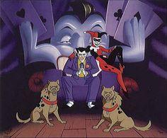<3 Gotham Girls <3    The Joker, Harley Quinn, and The Babies