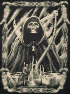 imagenes de la santa muerte oracion (2)
