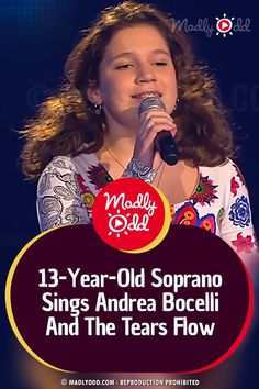Andrea Bocelli's 'Time To Say Goodbye' is an operatic gem that even the best of singers struggle with, unless they'll keenly suited to the style like young Solomia. With the voice of an angel, Solomia Lukyanets breathed all new life into this timeless classic, earning her the support of The Voice Kids coaches. #SolomiaLukyanets #Solomia #TimeToSayGoodbye #TheVoiceKidsGermany #TheVoiceKids #TheVoiceGermany #TheVoice #BlindAuditions  #Germany #Music #Singing #Songs #TVShow The Voice Of Holland, Nbc Tv, Singing Time, Talent Show, John Legend, 13 Year Olds, Timeless Classic, Live Tv, Coaches