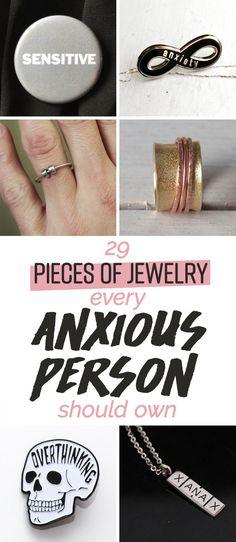 29 Pieces Of Jewelry Every Anxious Person Should Own