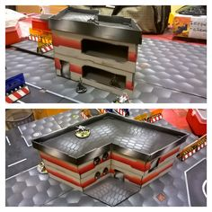 New terrain for Infinity the game #terracutter #infinitythegame #Moscow #lasercut