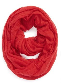 bright red infinity scarf  http://rstyle.me/n/qq25npdpe