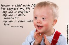 October is #DownSyndromeAwareness Month. Learn more about Down Syndrome here