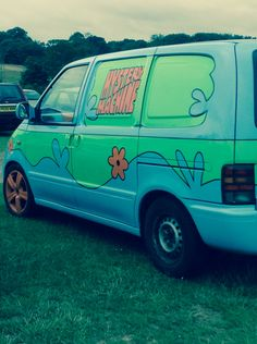 Spotted!!! The Mystery Machine!!