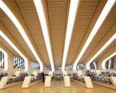 [A3N] : Vennesla Library / Helen & Hard