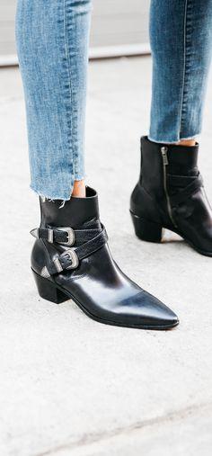 Ellen Buckle Short. Ellen Buckle Short Boots | The Frye Company