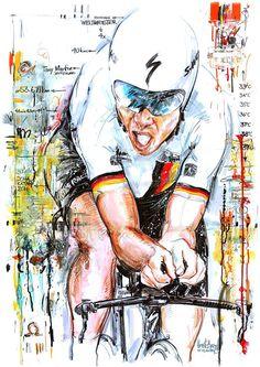 Tony Martin at Doha World Championships