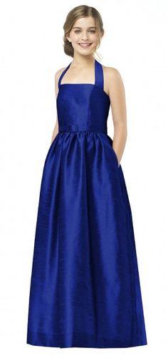 jr bridesmaid dress