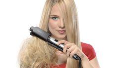 Brush and Shine Flat Iron @ Sharper Image Flat Iron, Hair Looks, Your Hair, Flats, Modern, Beauty, Image, Style, Women's