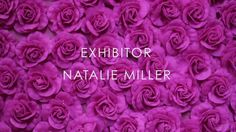 Talented weaver Natalie Miller will be exhibiting as part of the Burrawang DnA Festival over the October long weekend. Here she lets us inside her Robertson studio… October Long Weekend, Dna, Rose, Wombat, Flowers, Highlands, Macrame, Southern, Studio