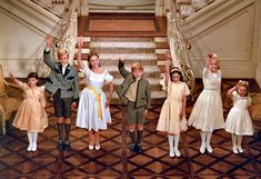 The Sound of Music Trivia My favorite.The Sound of Music Sound Of Music Costumes, Sound Of Music Movie, Movie Tv, Jerry Lewis, Old Movies, Great Movies, Movies Showing, Movies And Tv Shows, Rare Photos