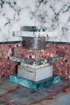 Marble stack
