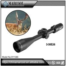 [Outdoor Sports] MARCOOL S.A.R.HD 5-30X56mm SFL FFP fully multi coated lens airsof rifle gun Long large riflescopes tactical hunting scopes