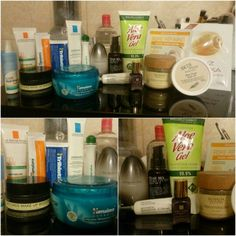 My skin care ;)