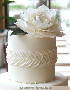 White Rose? Cake
