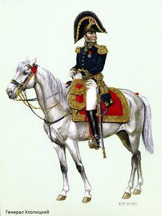 Chlopicki, generale di brigata polacco al servizio della Francia - Moransky