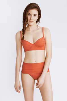 Swimsuit season is upon us and it's time to declare a sustainable edit on our favorite one-pieces, bandos and bikinis. Relyingheavily upon water-resistant synthetics derived from petrol…