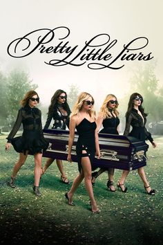 "Pretty Little Liars S6 Cast: Lucy Hale ""Aria,"" Troian Bellisarion ""Spencer,"" Ashley Benson ""Hanna,"" Shay Mitchell ""Emily,"" Sasha Pieterse ""Alison"""