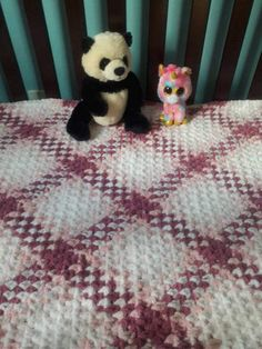 Check out this item in my Etsy shop https://www.etsy.com/listing/504700746/crochet-baby-blanket-girls-plush-blanket