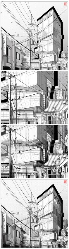 personal survey done 2012 Tokyo Architecture, Conceptual Architecture, Architecture Panel, Architecture Mapping, Architecture Diagrams, Architecture Visualization, Architecture Graphics, Architecture Design, Presentation Styles