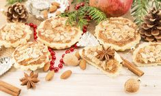 Mandlové košíčky jsou chuťově vynikající, vyzkoušejte je letos i vy. tescorecepty.cz - čerstvá inspirace.