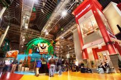 Places to take your kids. The Mall of America, Bloomington, Minnesota. Vacation Destinations, Vacation Trips, Dream Vacations, Vacation Spots, Vacation Ideas, Family Vacations, Family Trips, Family Life, Travel With Kids