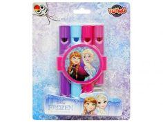 Flauta Infantil Disney 4 Sopros Frozen 1 Peça - Toyng com as melhores condições você encontra no Magazine Raimundogarcia. Confira!